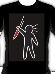 Psycho theme for Halloween T-Shirt