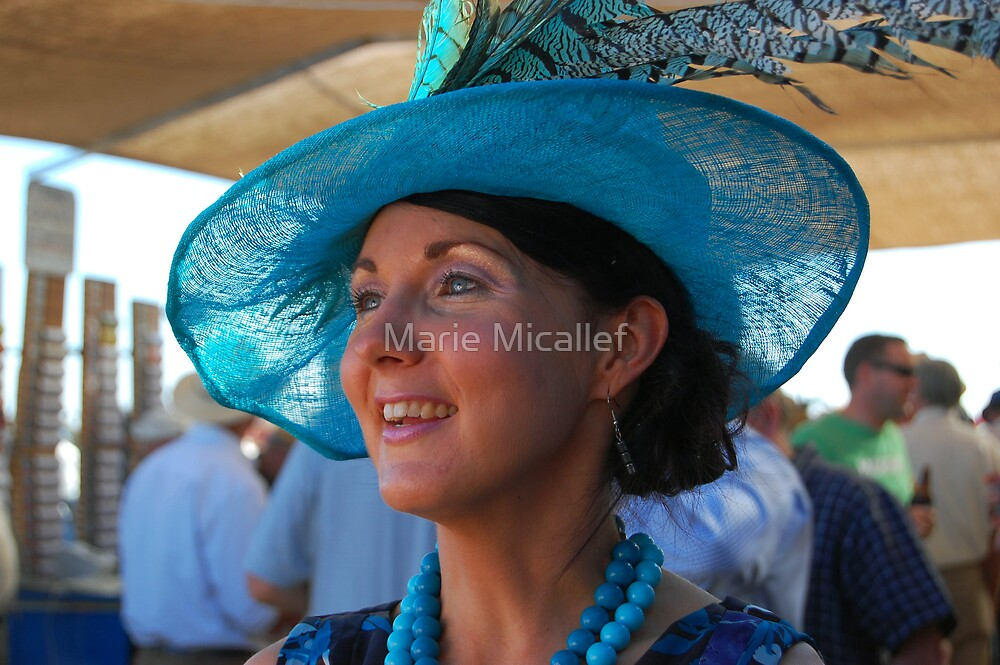 Fascinator, 48th Picnic Race Meeting, Ardlethan by Shutterbug