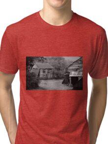 dilapidation   Tri-blend T-Shirt