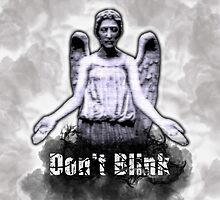 Weeping Angel by ibx93