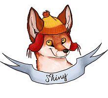 Fandom Foxes! - Shiny by Reaperfox
