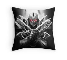 Zed - League of Legends Throw Pillow