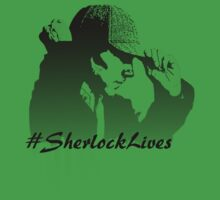 #SherlockLives Kids Clothes