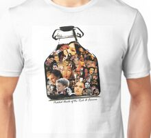 Pickled Heads of the Rich & Famous T Design Unisex T-Shirt