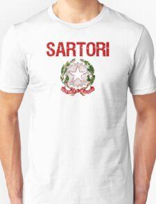 Sartori Surname Italian T-Shirt
