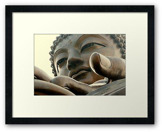 Big Buddha - Lantau Island Hong Kong by redaw11