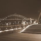 Two icons of Sydney by redaw11