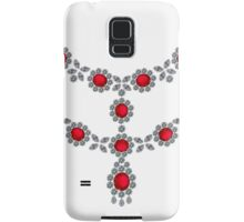 Renaissance Ruby Necklace Samsung Galaxy Case/Skin
