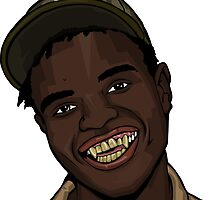 "Ian Connor ""king of youth"" by Joona Puisto"