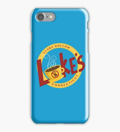 Luke's iPhone Case/Skin