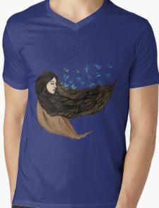 Sleep to dream Mens V-Neck T-Shirt
