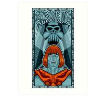 Grayskull (1927) Art Print