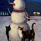 Let it Snow by Victoria Stanway