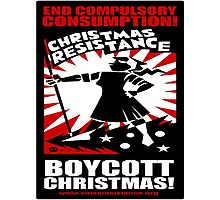 Christmas Resistance Photographic Print