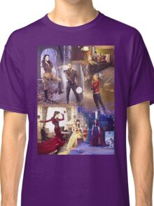Once Upon A Time - main cast Classic T-Shirt
