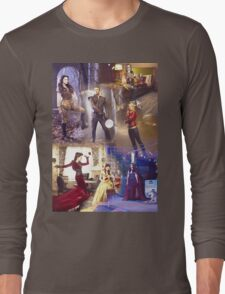 Once Upon A Time - main cast Long Sleeve T-Shirt
