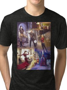 Once Upon A Time - main cast Tri-blend T-Shirt