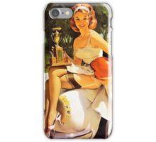 Throphy Girl iPhone Case/Skin