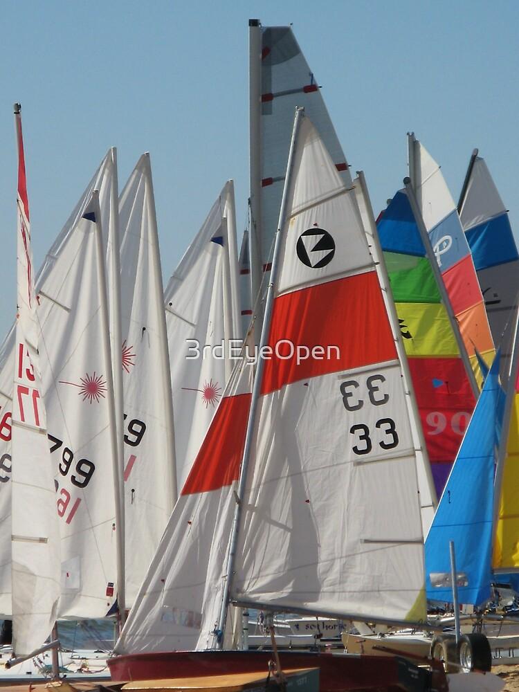 Sail Away by 3rdEyeOpen