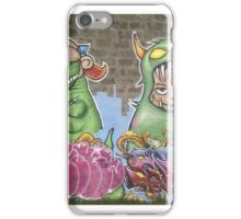 Freedompark Graffiti iPhone Case/Skin