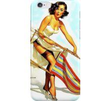 Laid Down iPhone Case/Skin