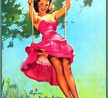 In The Swing by Zack Kalimero