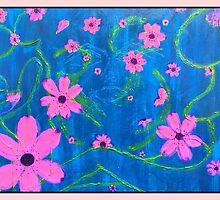 Sensual blossom by Sberdux
