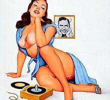 Sinatra's Girl by Zack Kalimero