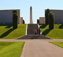 The National Memorial Arboretum at Alrewas by John Dalkin