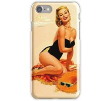 Sunny Waves iPhone Case/Skin