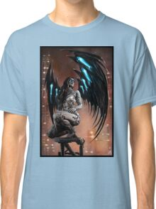 Robot Angel Painting 003 Classic T-Shirt