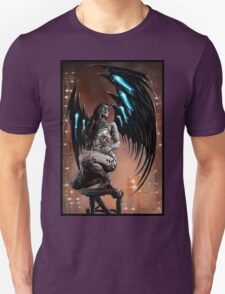 Robot Angel Painting 003 T-Shirt