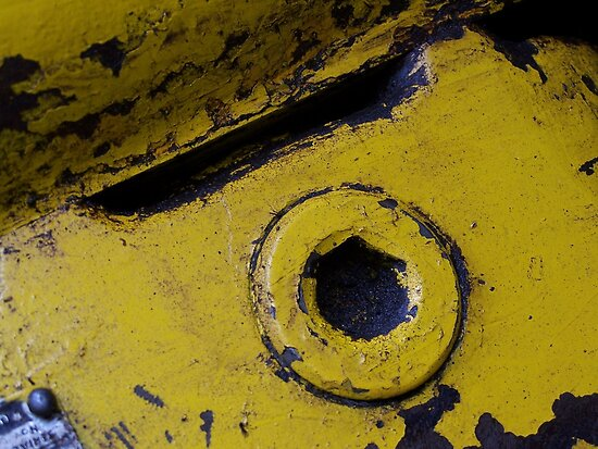 Yellow Earth Mover 2 by janehf