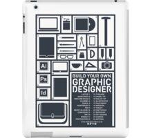 Build Your Own Graphic Designer iPad Case/Skin