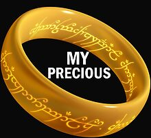 MY PRECIOUS by Divertions
