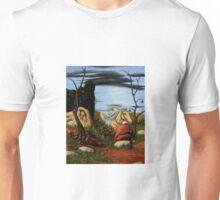 Duoscopic Self-Portrait Unisex T-Shirt