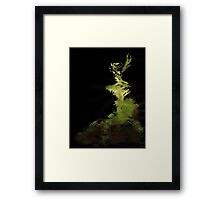 WDV - 440 - Who Comes Calling Framed Print