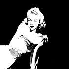 Carole Landis Is Demure by Museenglish