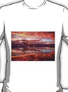 Rolling Thunder Sunset T-Shirt