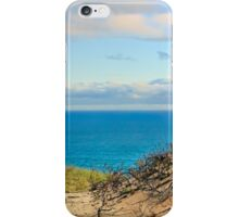 Grand Sable Dunes and Lake Superior iPhone Case/Skin