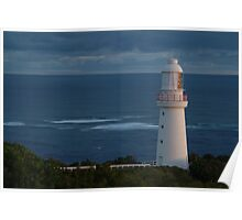 Dusk on Bass Strait Poster