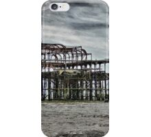 West pier iPhone Case/Skin