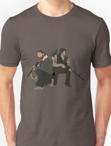 Daryl Dixon and Rick Grimes - The Walking Dead T-Shirt