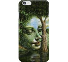 Apparition of an Angel in a Landscape II iPhone Case/Skin