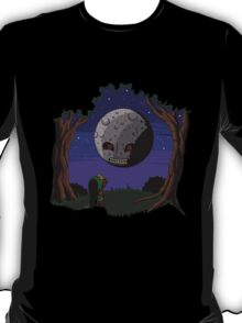 Angry full moon T-Shirt