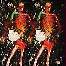 Candy Corpse Duvet  by Brendan Coyle