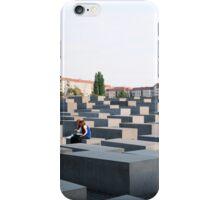 Holocaust Memorial iPhone Case/Skin