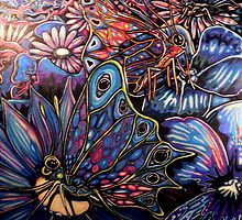 Butterflies by Anthony Middleton