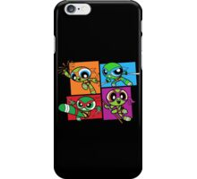 Power POP Turtles iPhone Case/Skin