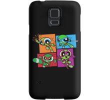 Power POP Turtles Samsung Galaxy Case/Skin